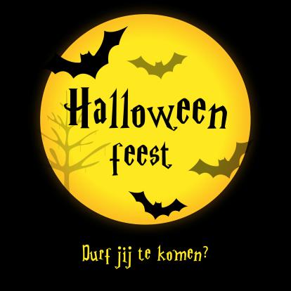 31 Oktober Halloween Feest.Halloween Party In T Witte Paard